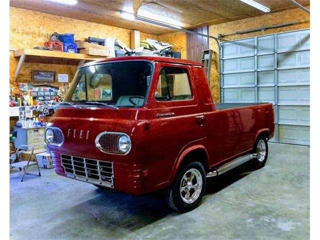 Picture of '63 Econoline - O3JA