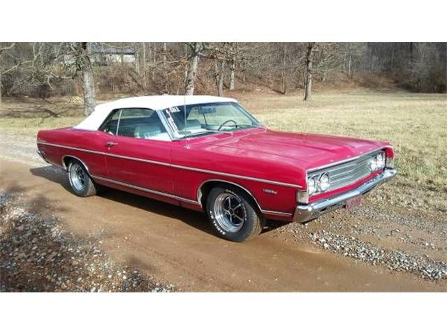 Picture of '69 Fairlane 500 - O3JQ