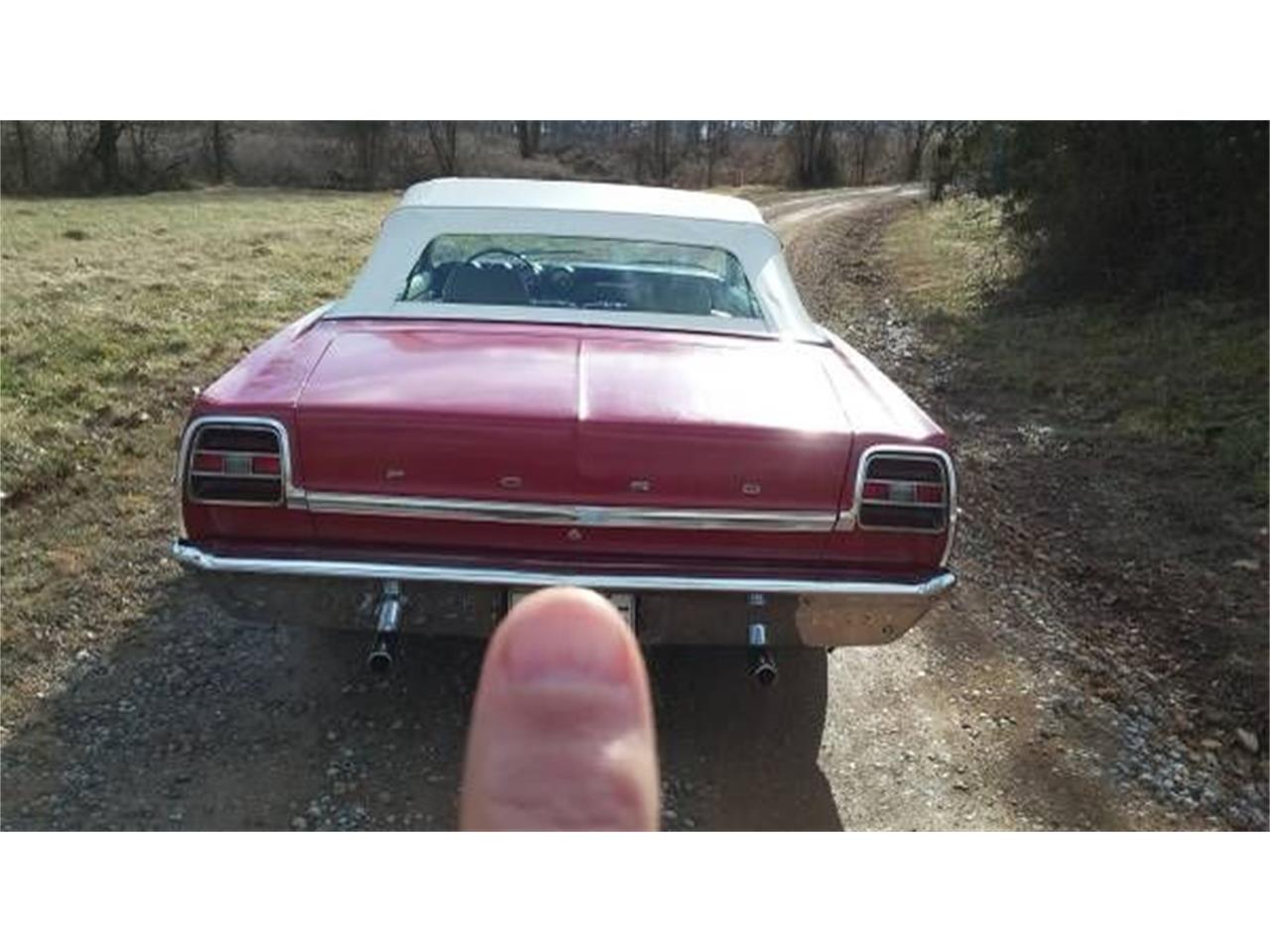 1969 Ford Fairlane 500 For Sale Cc 1124342 Muscle Cars Large Picture Of Located In Cadillac Michigan Offered By Classic Car Deals