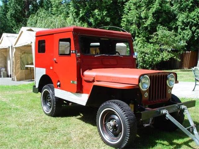 Picture of '50 Jeep - O3JX
