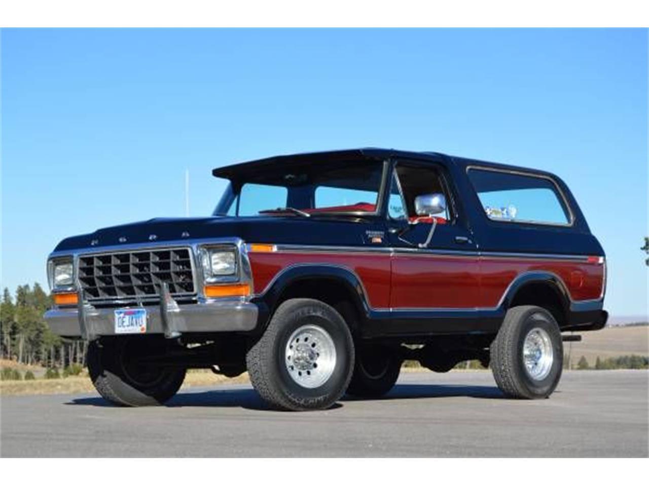 1979 Ford Bronco For Sale Classiccars Com Cc 1124370
