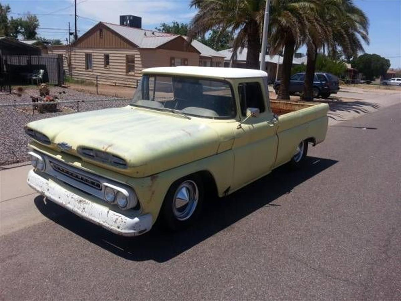 Large Picture of '61 C10 - O3KO