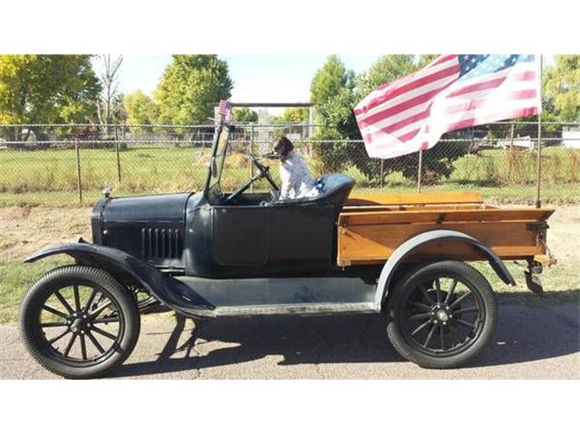 Picture of 1923 Model T located in Cadillac Michigan - $15,995.00 Offered by  - O3LE