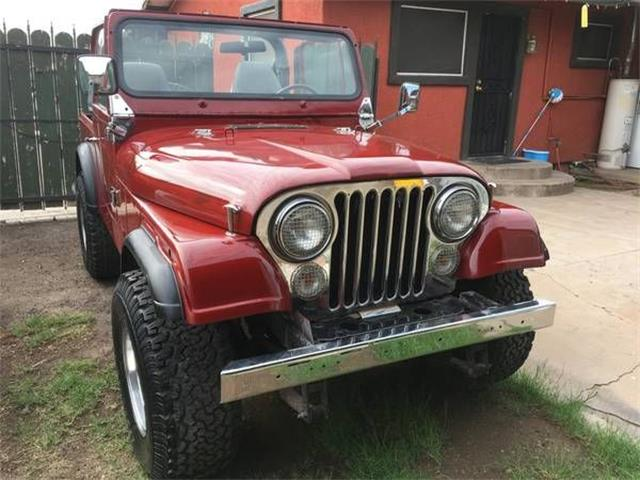 Picture of '80 Jeep CJ7 - O3LN