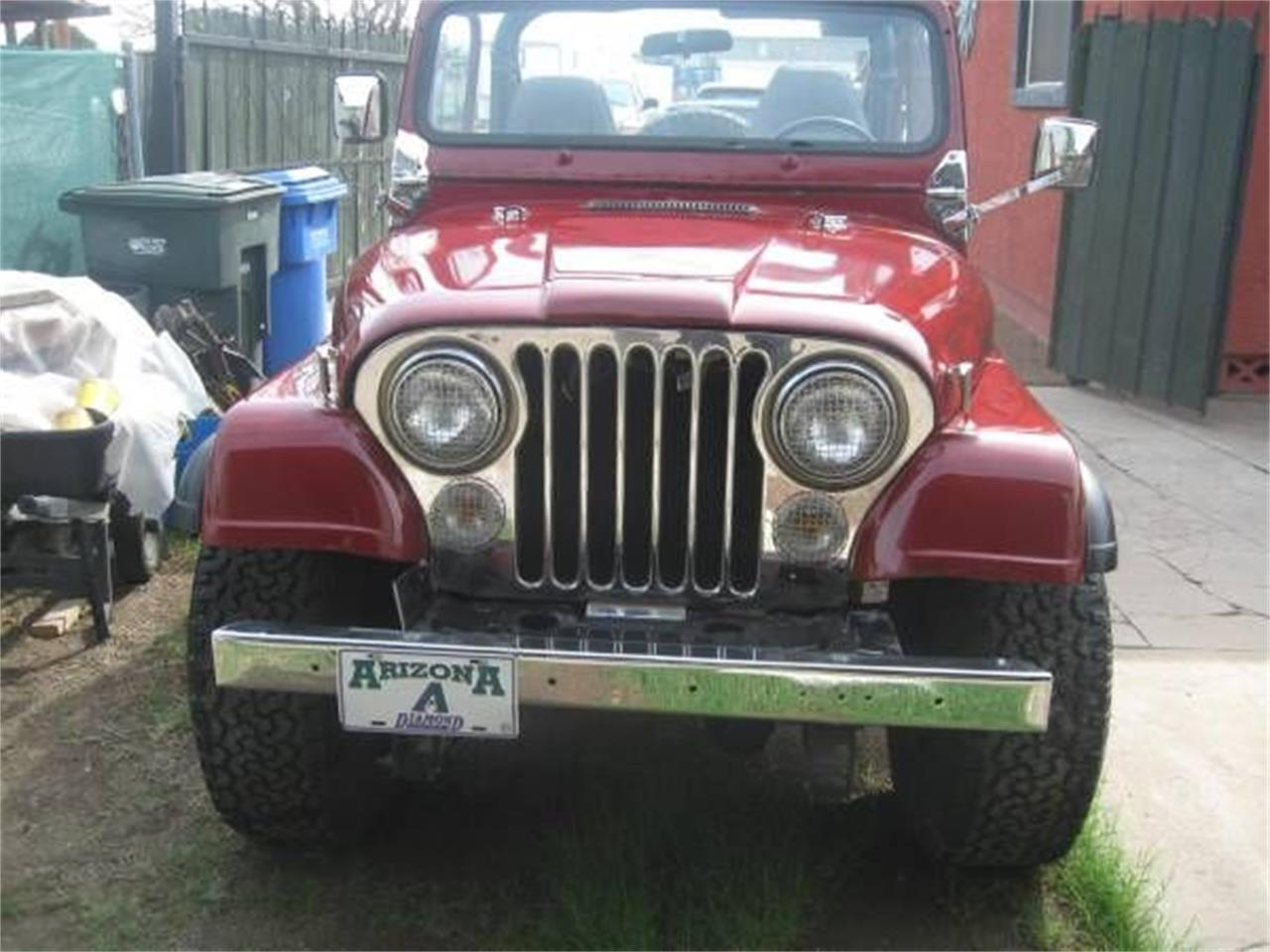 Large Picture of '80 CJ7 - O3LN