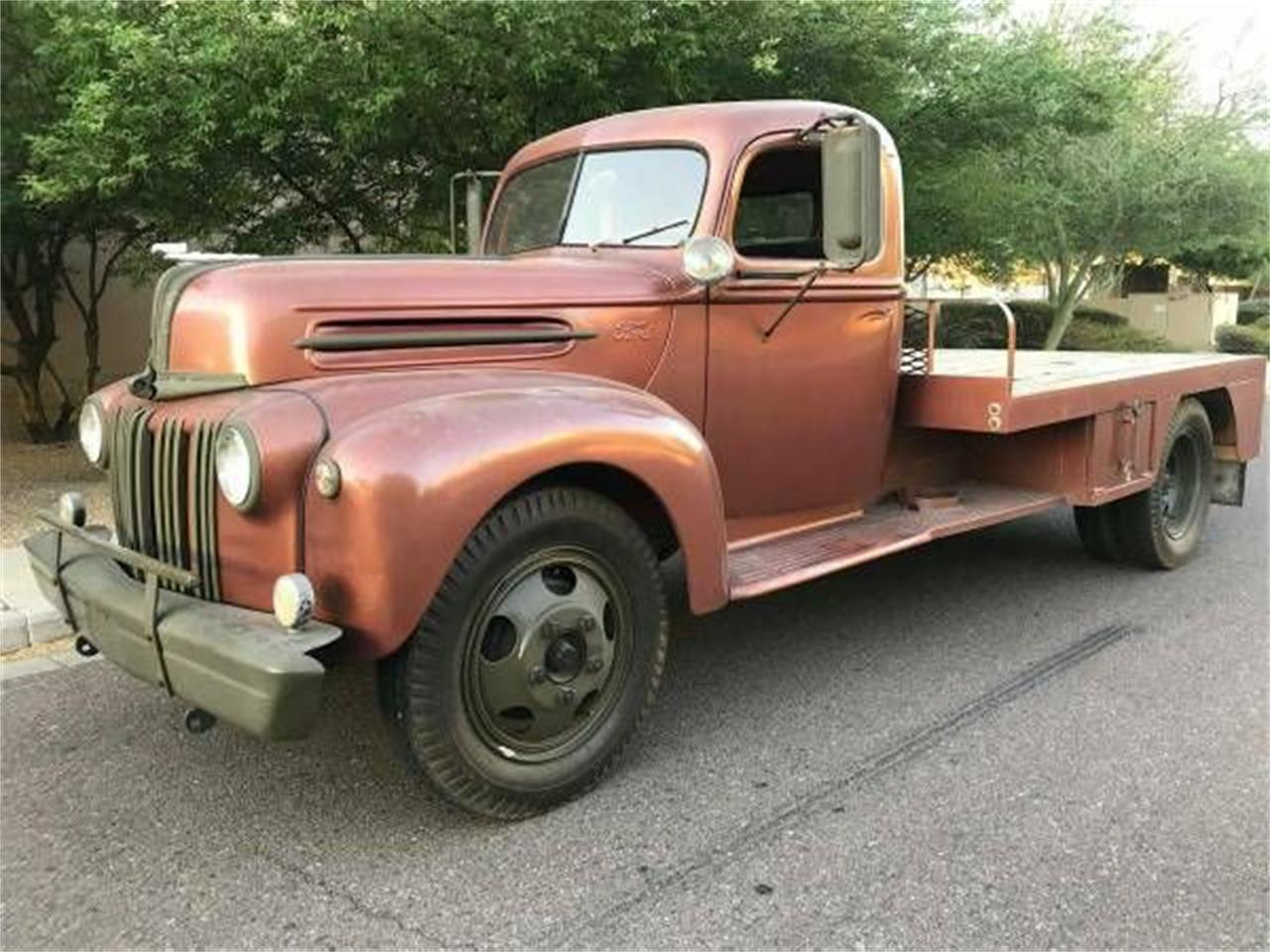Large Picture of '49 Pickup - O3M9