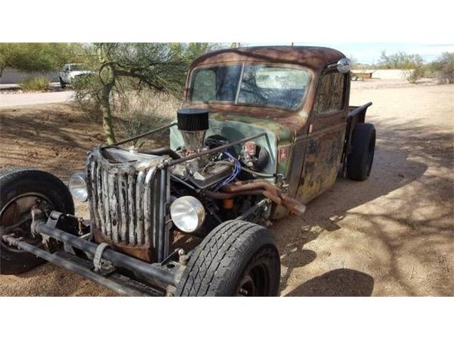 1941 Chevrolet Rat Rod
