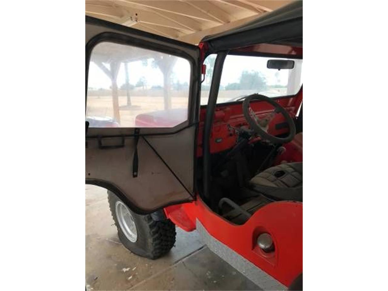 Large Picture of '54 Jeep - O3NA