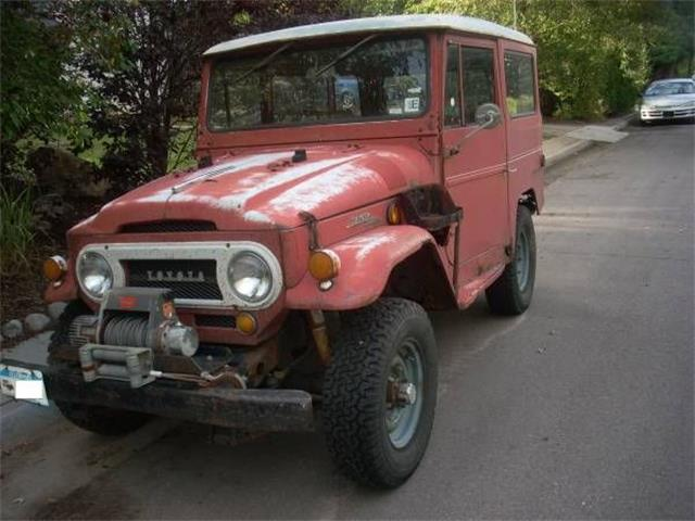 Picture of '69 Toyota Land Cruiser FJ located in Cadillac Michigan - $15,495.00 - O3OV