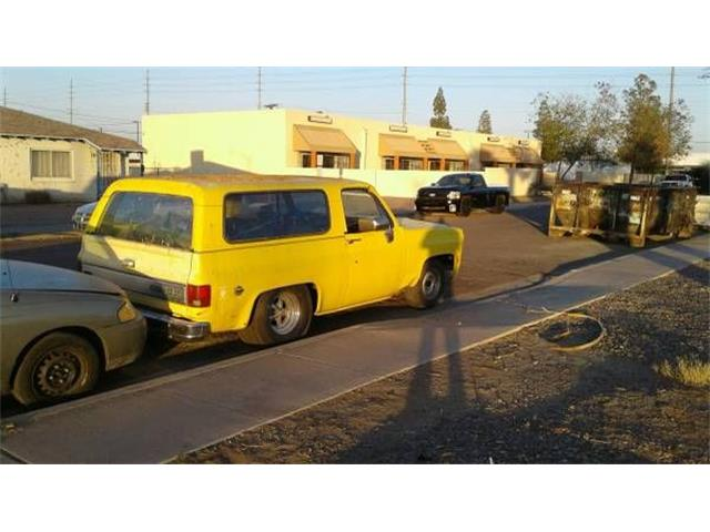 Picture of '74 Chevrolet Blazer - $5,495.00 Offered by  - O3Q2