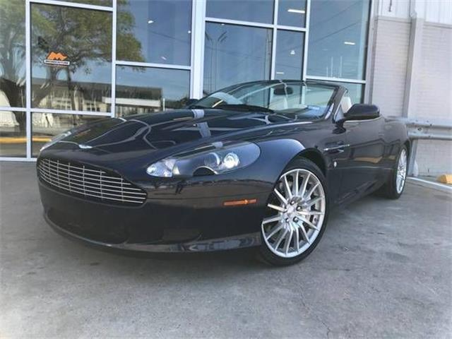 Picture of '07 DB9 - O3Q7
