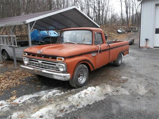 Picture of '66 F100 - O3QJ