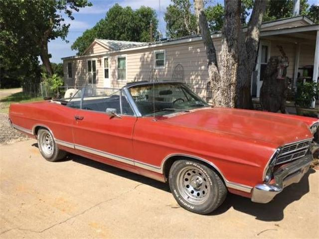 Picture of '67 Galaxie 500 - O08E