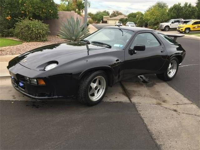Picture of 1980 Porsche 928 - $20,495.00 Offered by  - O3QW