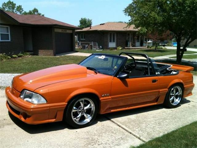 Picture of '87 Mustang - O3R1