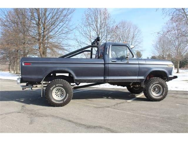 Picture of '76 F100 - O3S3