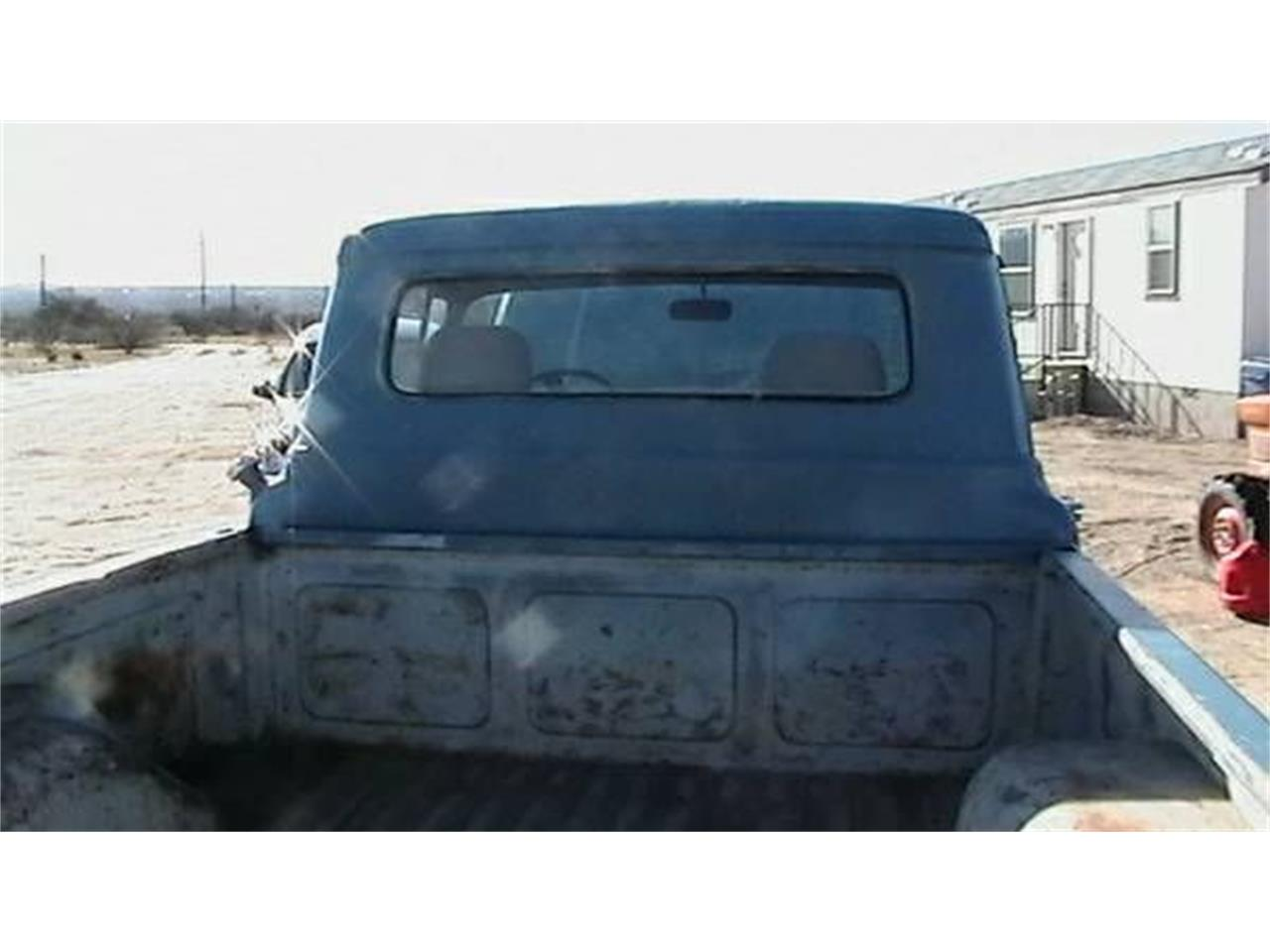 Large Picture of Classic 1957 F100 - O3T0