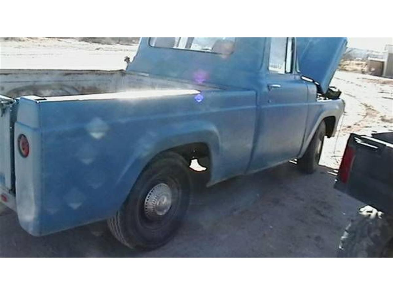 Large Picture of 1957 F100 Offered by Classic Car Deals - O3T0