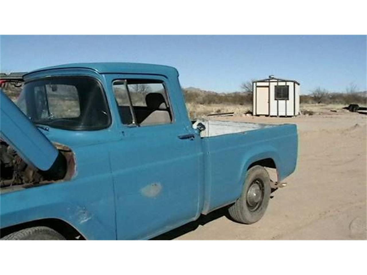 Large Picture of '57 Ford F100 located in Michigan - $8,995.00 Offered by Classic Car Deals - O3T0