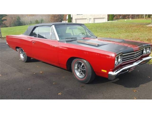 Picture of Classic 1969 Plymouth Satellite located in Cadillac Michigan Offered by  - O0K6