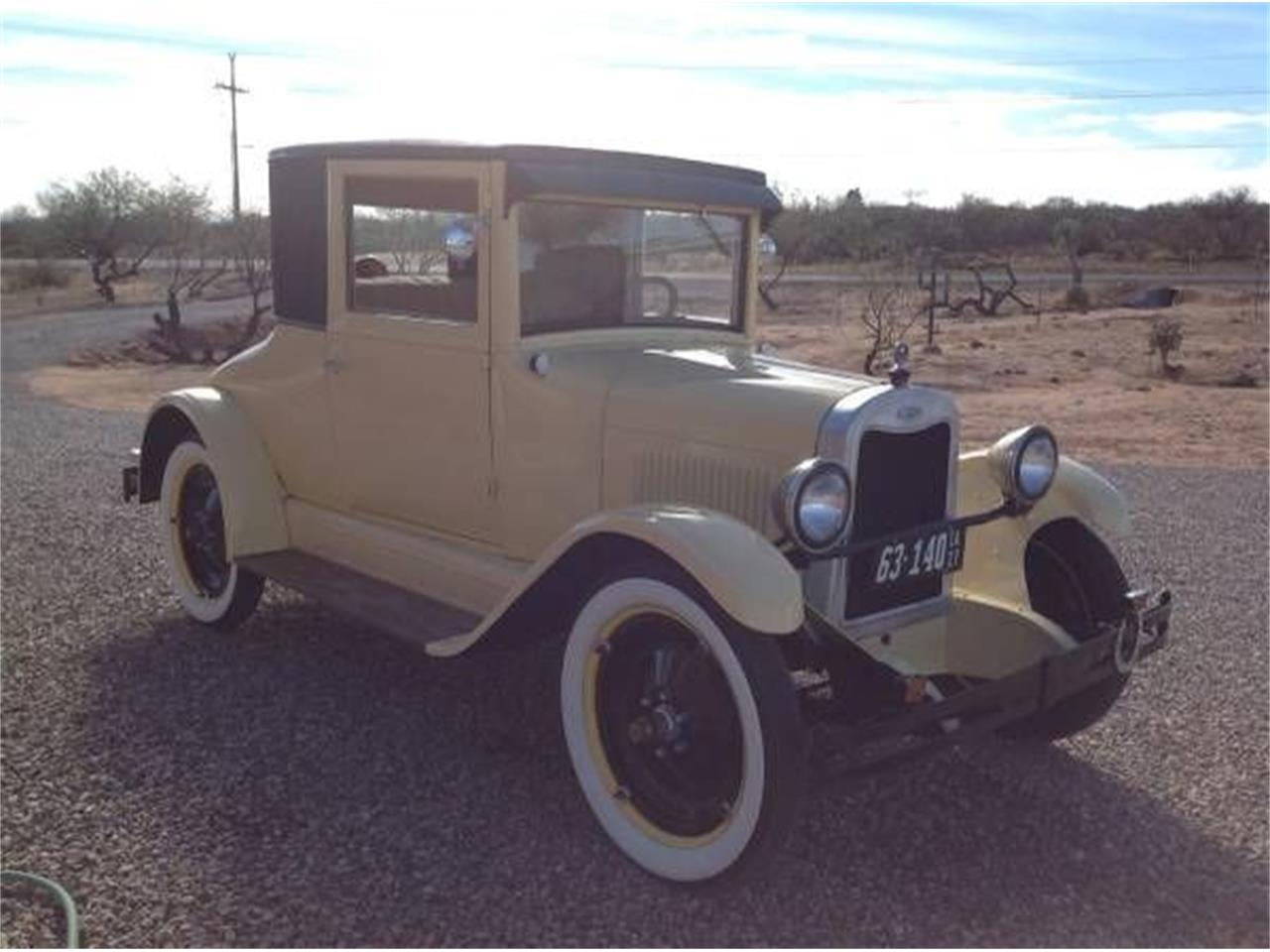 Large Picture of '27 Coupe - $14,995.00 Offered by Classic Car Deals - O3TS