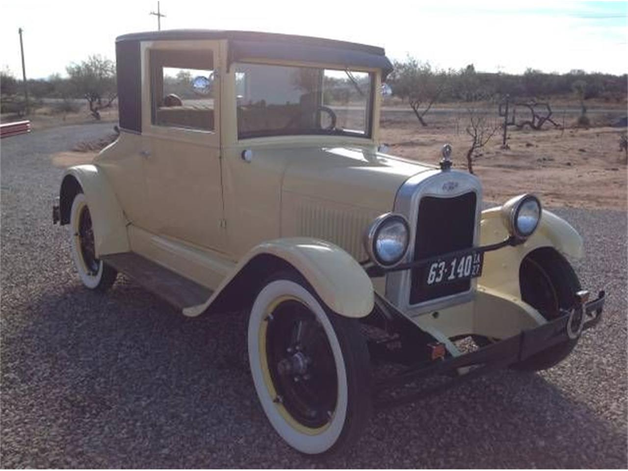 Large Picture of 1927 Chevrolet Coupe - $14,995.00 - O3TS