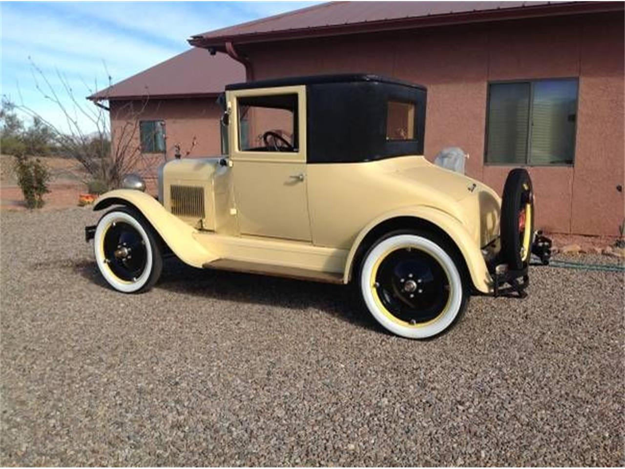 Large Picture of Classic '27 Chevrolet Coupe - O3TS