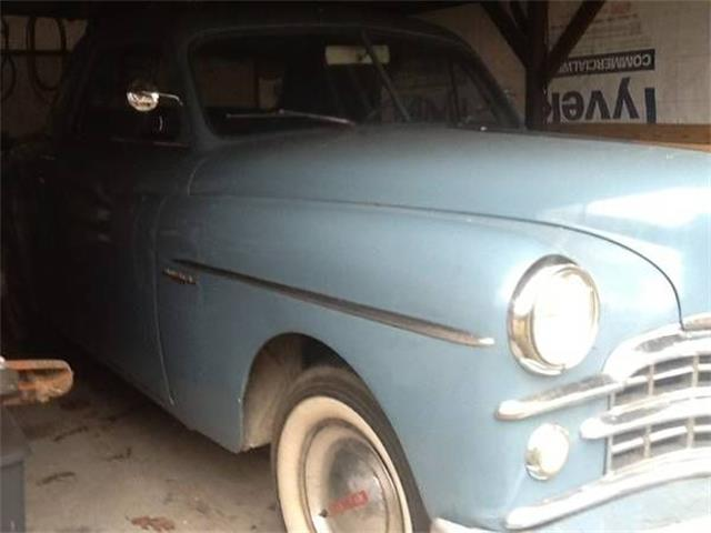 Picture of '49 Dodge Wayfarer located in Cadillac Michigan - $10,995.00 Offered by  - O3U6