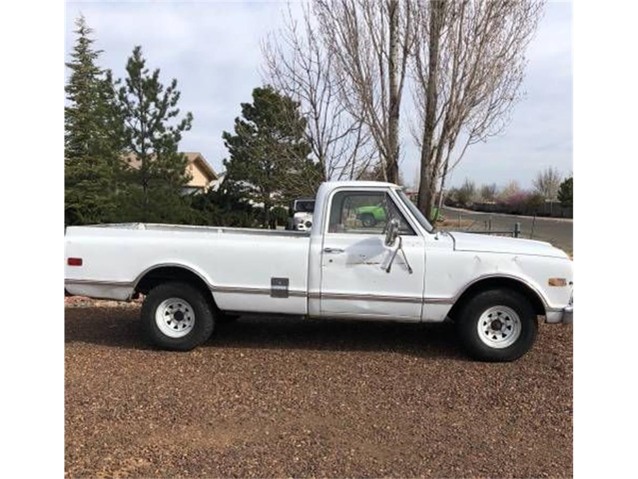 Large Picture of '68 Pickup - O3W3