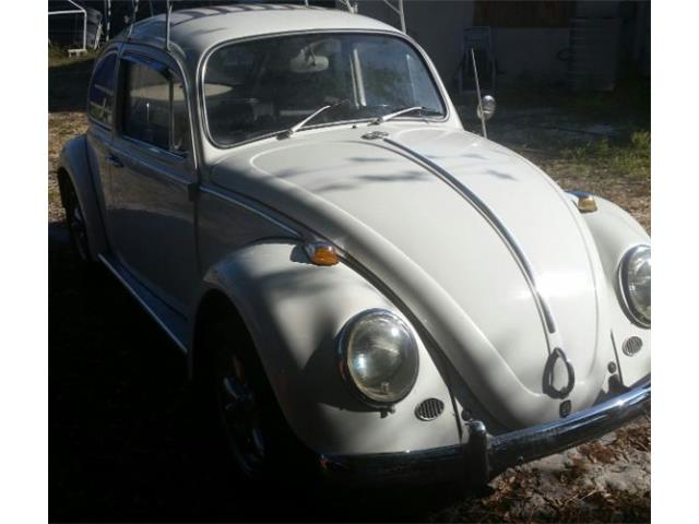 Picture of Classic 1966 Beetle located in Cadillac Michigan - $10,495.00 Offered by  - O3WO