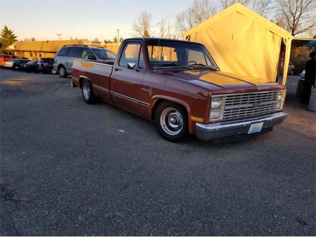 1983 Chevrolet C10