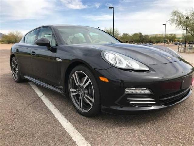 Picture of '11 Panamera - O3X6