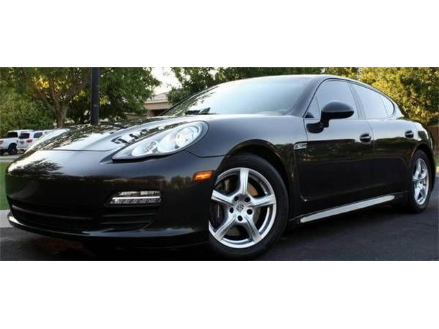 Picture of '12 Panamera - O3X9