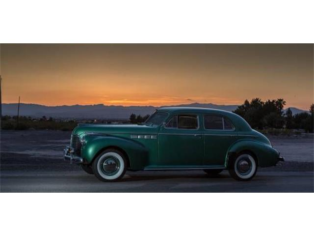 Picture of '40 Roadmaster - O3Y3