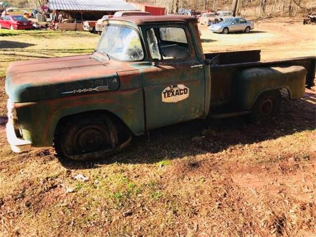 Picture of Classic '59 Ford Pickup located in Cadillac Michigan - $3,595.00 Offered by  - O3YL
