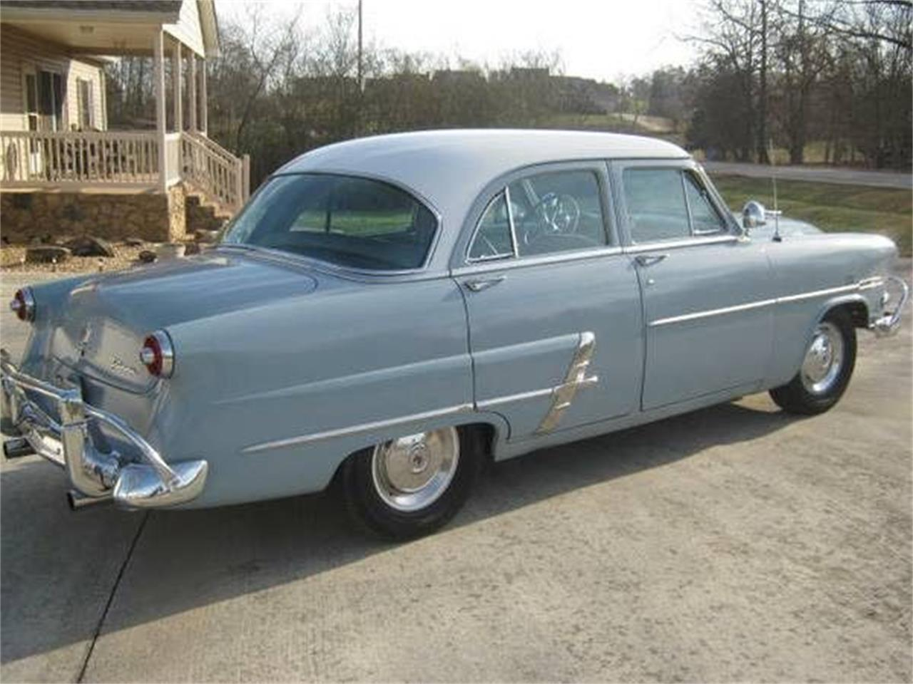 1953 Ford Customline For Sale Cc 1124882 Antique Car Fuse Box Large Picture Of 53 O3yq