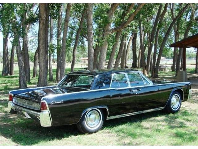 Picture of '61 Continental - O3YS