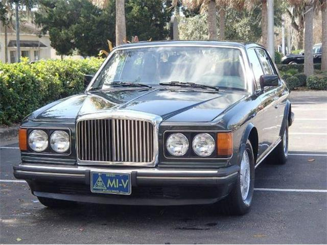 Picture of '88 Mulsanne S - O3Z1
