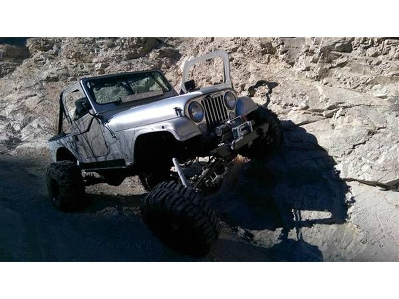 Large Picture of '78 CJ7 - O40A