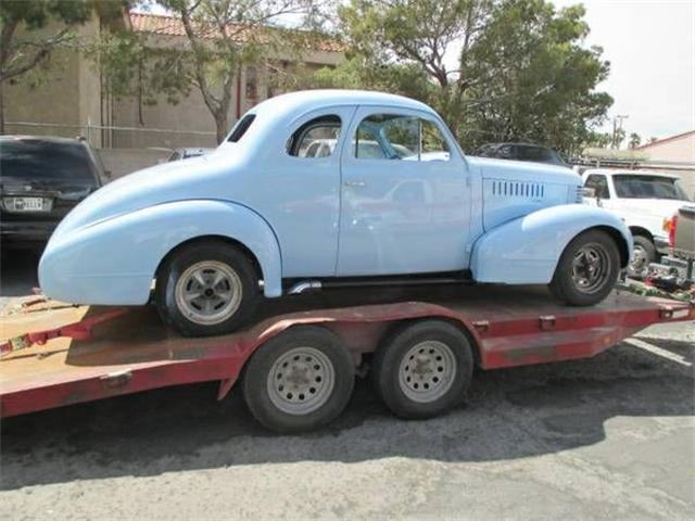 Picture of Classic 1938 Pontiac Business Coupe located in Cadillac Michigan - O40B