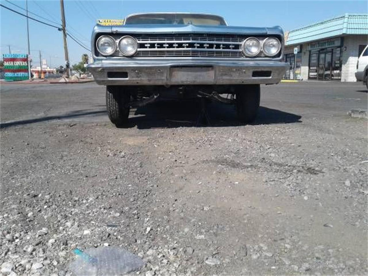 Large Picture of '63 Cutlass - O40D