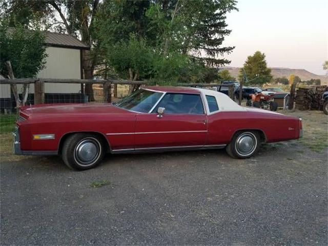 Picture of '75 Eldorado - O417