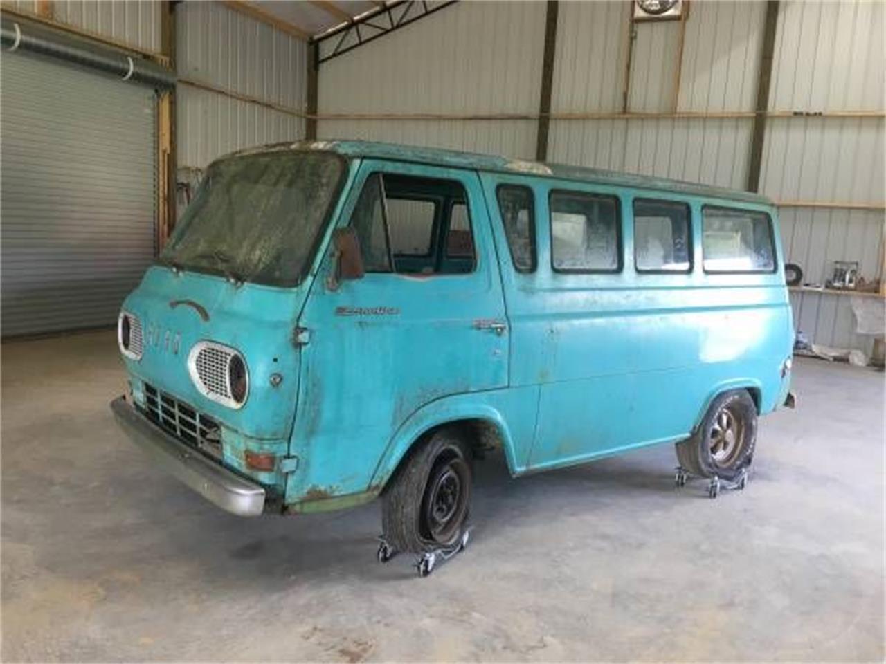 1964 Ford Econoline Van