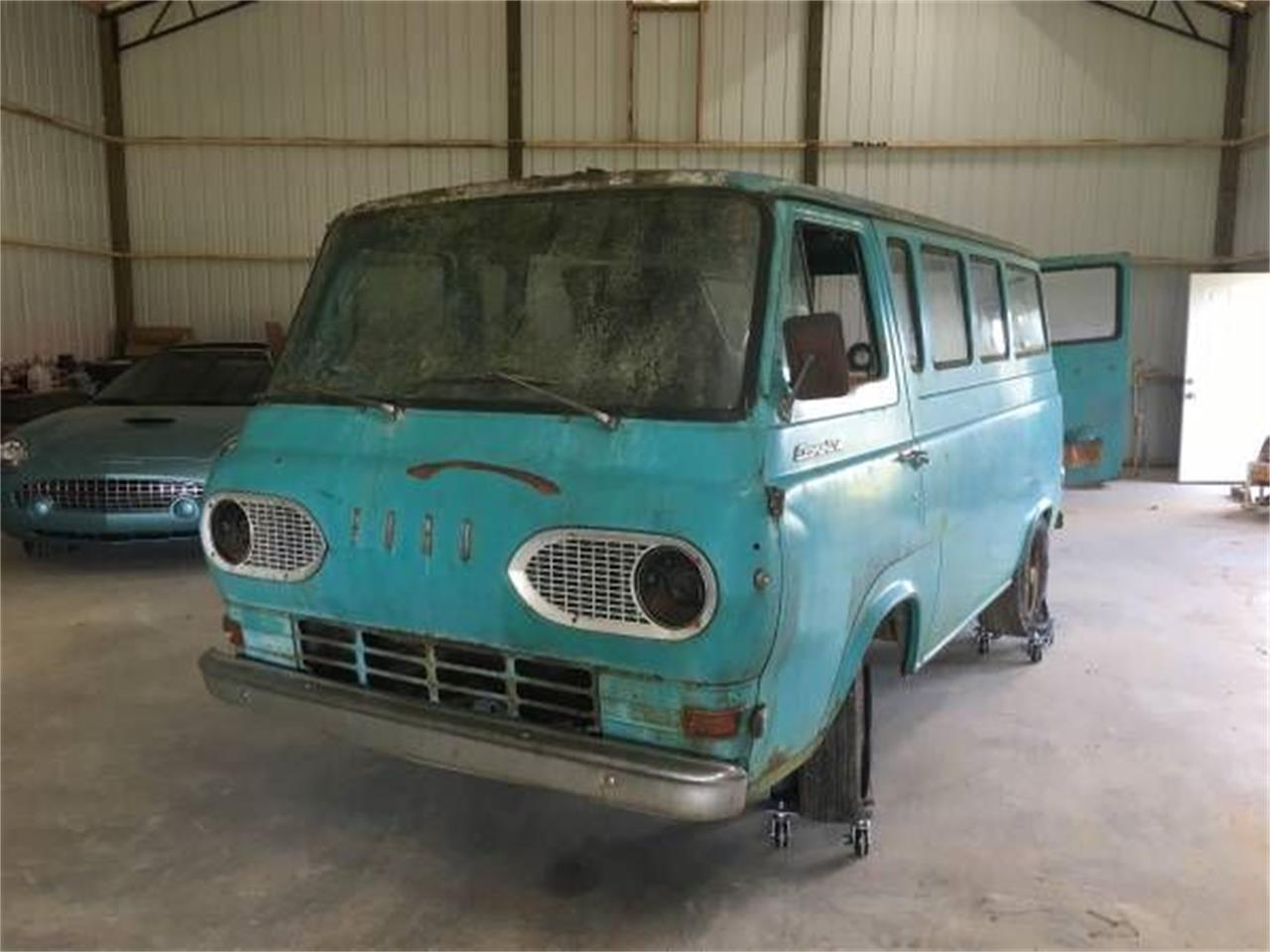 1964 Ford Econoline For Sale Cc 1120502 Van Large Picture Of 64 O0l2
