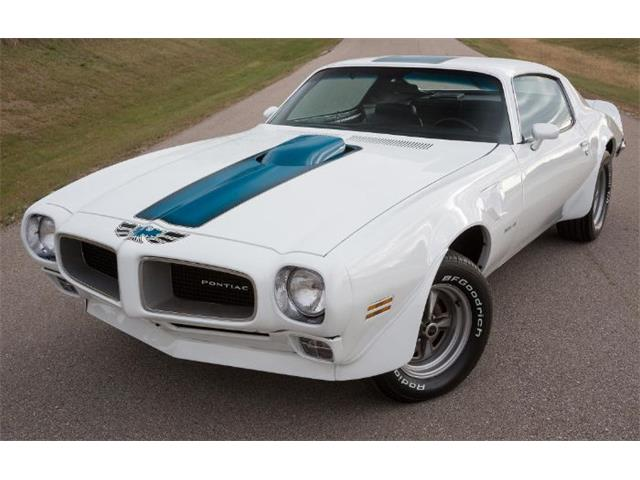 Picture of '70 Firebird Trans Am - O42L
