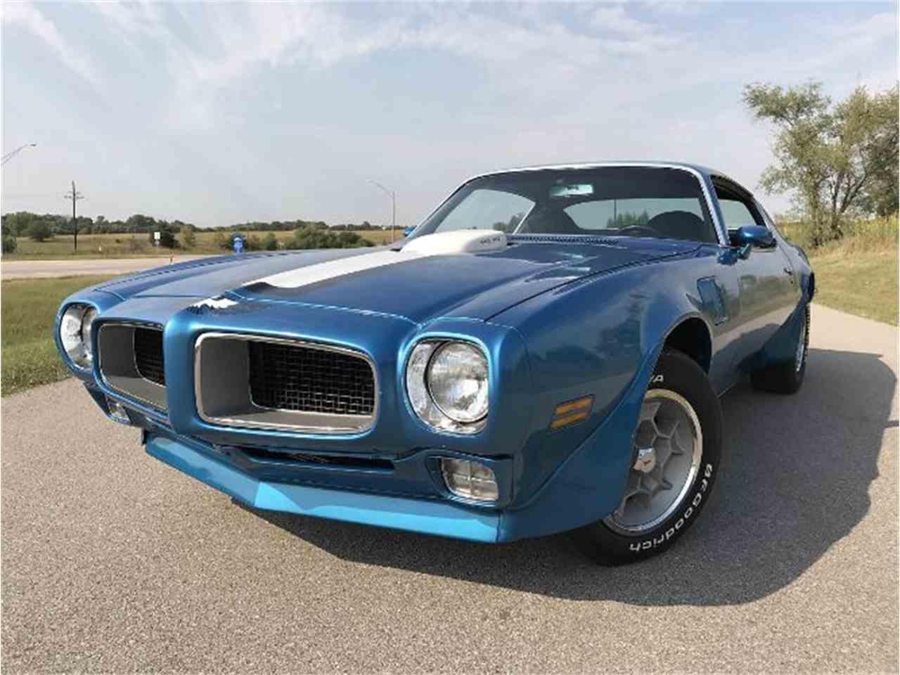 1971 Pontiac Firebird Trans Am for Sale   ClassicCars.com   CC-1125022