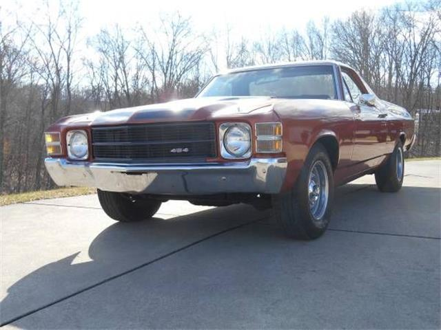 Picture of Classic 1971 Sprint located in Cadillac Michigan - $20,495.00 - O43T
