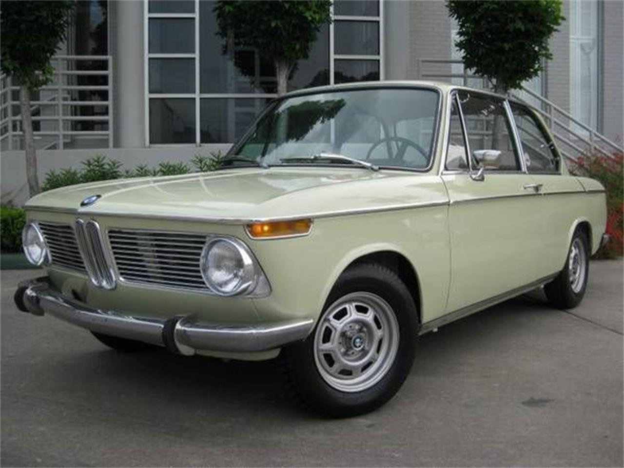 1969 Bmw 2002 For Sale Classiccarscom Cc 1120507