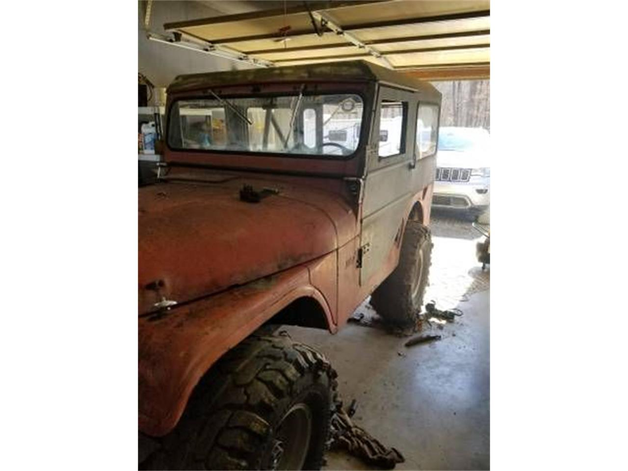 Large Picture of '63 Jeep CJ5 located in Michigan Offered by Classic Car Deals - O44B