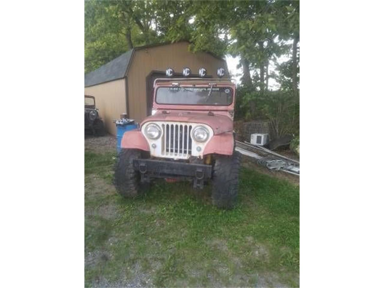 Large Picture of Classic 1963 Jeep CJ5 - $7,495.00 - O44B